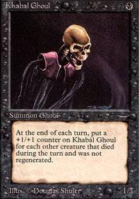 Khabal Ghoul Magic Card