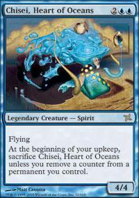 Chisei, Heart of Oceans Magic Card