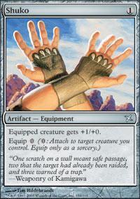 Shuko Magic Card