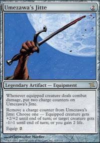 Umezawa's Jitte Magic Card