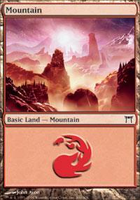 Mountain Magic Card