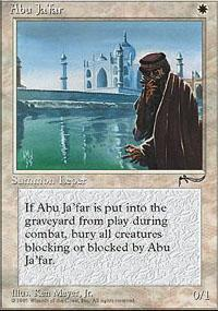Abu Ja'far Magic Card