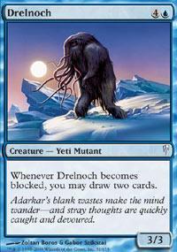Drelnoch Magic Card
