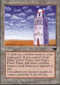 Urza's Tower Magic Card