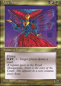 Xira Arien Magic Card