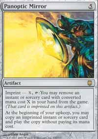 Panoptic Mirror Magic Card