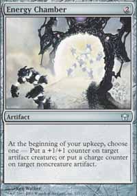Energy Chamber Magic Card