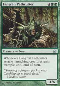 Fangren Pathcutter Magic Card