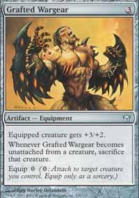 Grafted Wargear Magic Card
