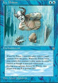 Icy Prison Magic Card