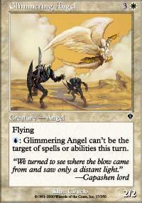 MTG Glimmering Angel Invasion Foil NM
