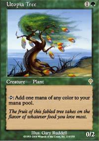Utopia Tree Magic Card