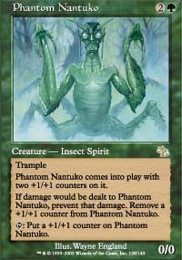 Phantom Nantuko Magic Card