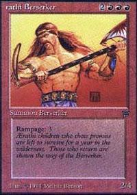 AErathi Berserker Magic Card