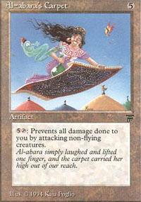 Al-abara's Carpet Magic Card