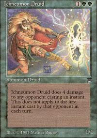 Ichneumon Druid Magic Card