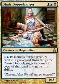 Dimir Doppelganger Magic Card