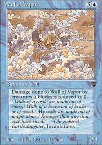 Wall of Vapor Magic Card