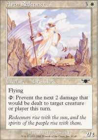 Aven Redeemer Magic Card