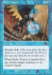 Echo Tracer Magic Card