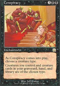 Conspiracy Magic Card