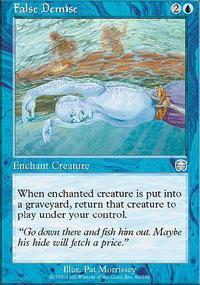 False Demise Magic Card