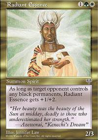 Radiant Essence Magic Card