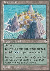 Teferi's Isle Magic Card