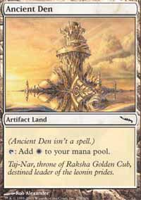 Ancient Den Magic Card