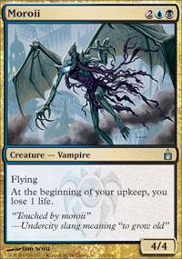 Moroii Magic Card