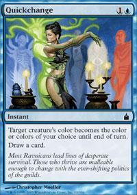 Quickchange Magic Card