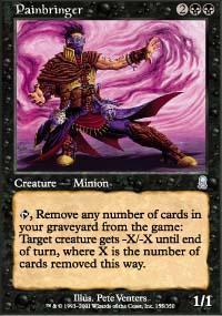 Painbringer Magic Card