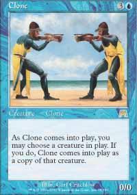 Clone Magic Card