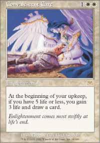 Convalescent Care Magic Card