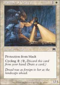 Disciple of Grace Magic Card