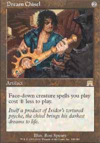 Dream Chisel Magic Card