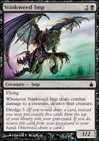 Stinkweed Imp Magic Card