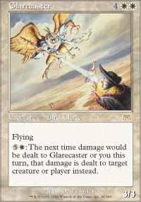 Glarecaster Magic Card