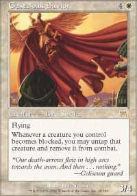 Gustcloak Savior Magic Card