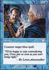 Gainsay Magic Card