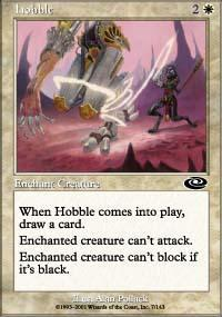 Hobble Magic Card